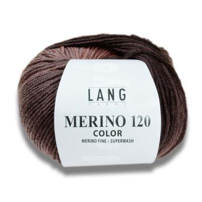Merino 120 color von Lang Yarns 50 gramm 5,85€