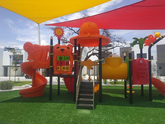 juegos infantiles, katavia residencial sector marsella, rinconada colonial de apodaca, nuevo leon