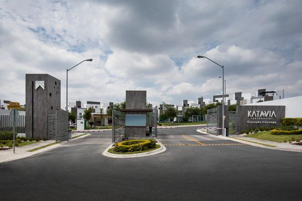 Portico katavia residencial, rinconada colonial de apodaca, nuevo leon