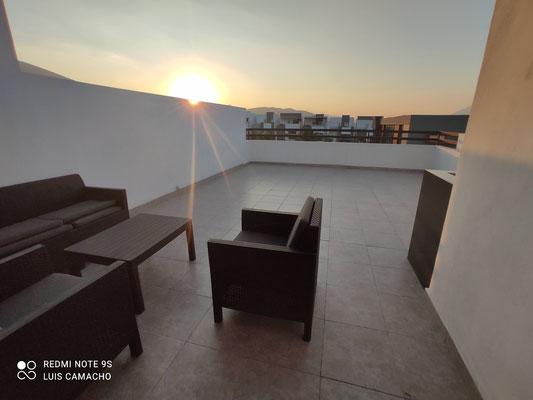 terraza loira en katavia residencial