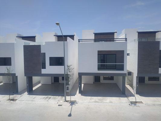 casas con amplia terraza en katavia residencial en la mejor zona de apodaca nuevo leon