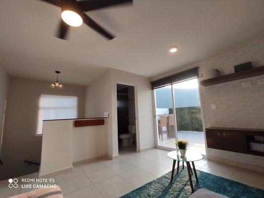 foto 2 cuarto de juegos tercer nivel casa modelo Verona Brianzzas Residencial en Escobedo Nuevo Leon