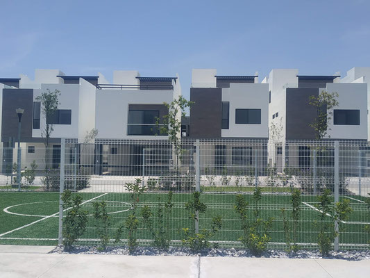 Katavia Residencial residencias de 3 pisos en rinconada colonial de apodaca