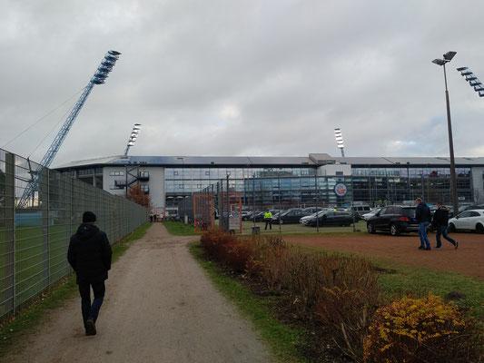 16.12.2017 / Hansa gegen Lotte