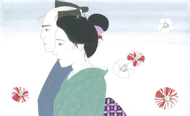 「椿山」乙川優三郎、オリジナル2016