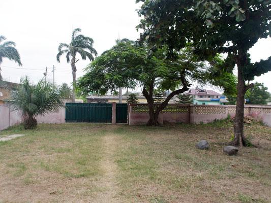 Volu-Haus Garten