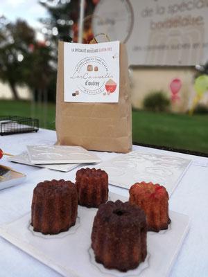 Cannelés bio sans gluten - Les Cannelés d'Audrey - Bordeaux