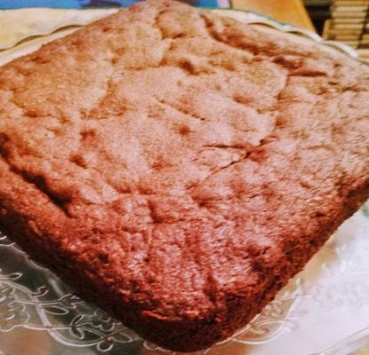 Brownie sans gluten - Bordeaux - Cannelés d'Audrey
