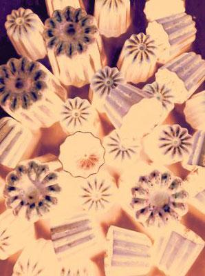 Moules en cuivre - Tradition - Cannelés d'Audrey
