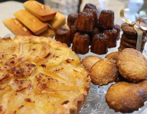 Goûter sans gluten - Bordeaux - Les Cannelés d'Audrey
