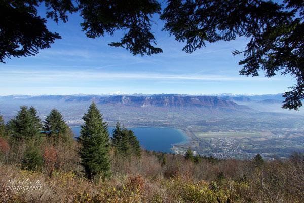 Lake Bourget, Savoie
