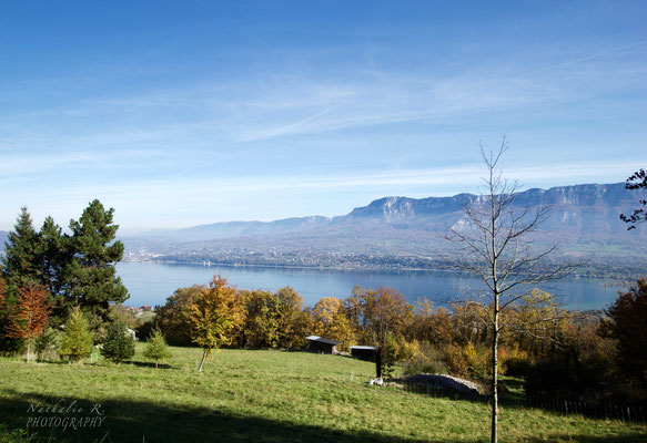 Lake Bourget