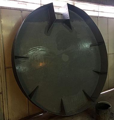 Tinas para lavado de metales