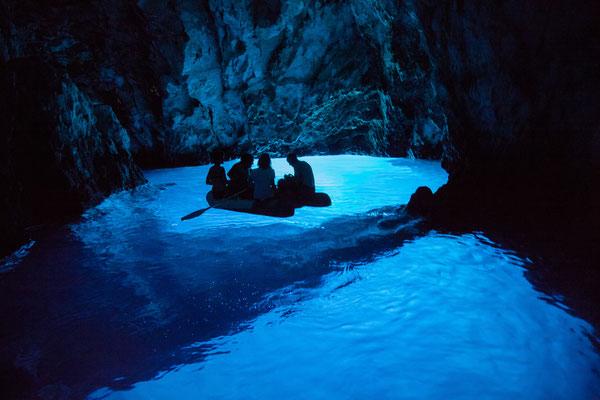 Badeurlaub Strandurlaub auf Segelyacht Bonifacio