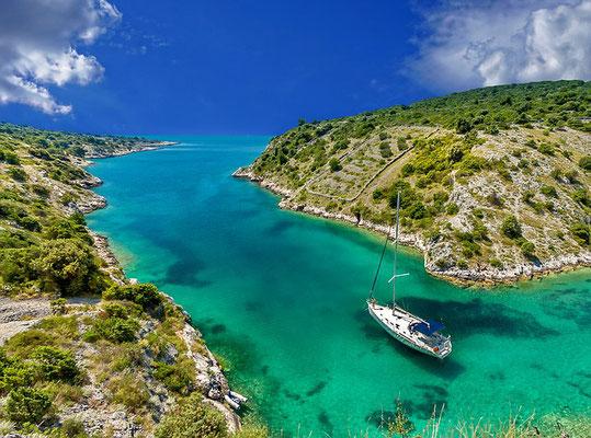 Charteryacht mit Skipper Italien