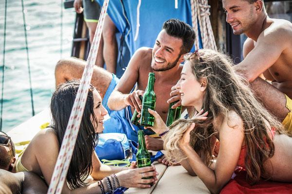 Törnvorschlag Premium Katamaran Süd Sardinien Cagliari