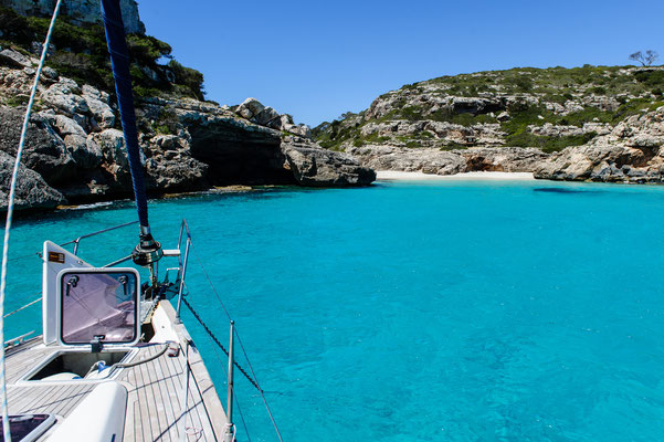 Yachten mieten mit Skipper Toskana Elba Korsika