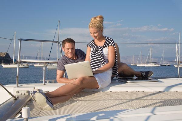 Segelreise Sizilien Liparische Inseln mit Skipper