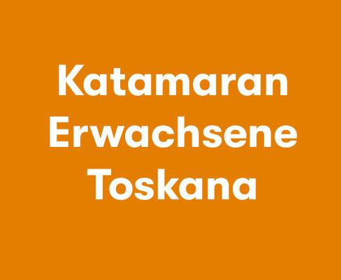 Premium-Katamaran Segelreise Toskana Erwachsene