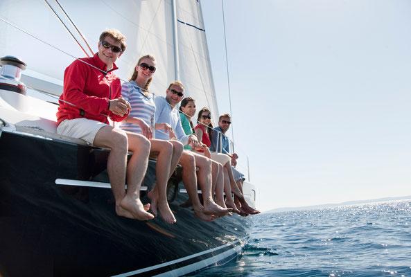 Familienyacht Toskana Elba Korsika
