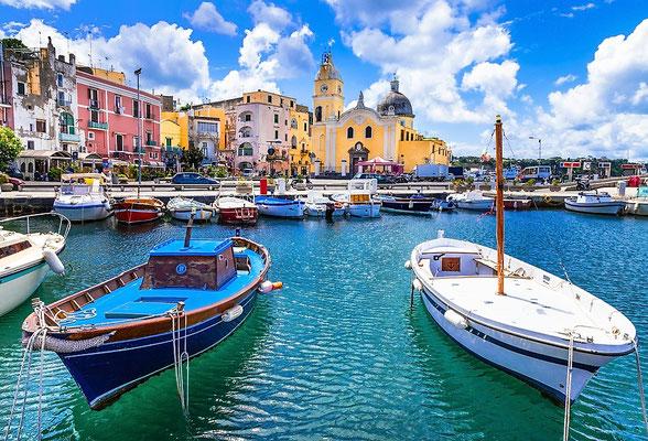 Segeln mit Skipper in Italien
