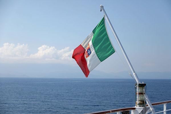 Procida Stromboli Vulcano Pantelleria Salina besegeln