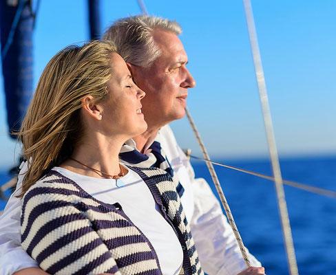 Segelrevier Sizilien Liparische Inseln Luxus Katamaran