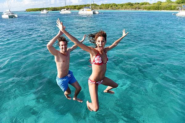 Strandurlaub mit Segelyacht Erwachsene Alleinreisende
