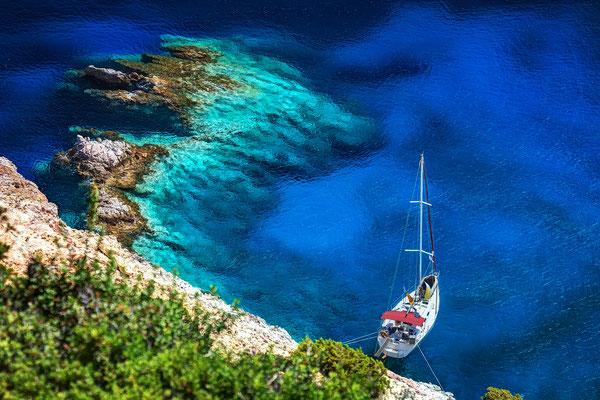 Törnvorschlag Familie Süd Sardinien Cagliari
