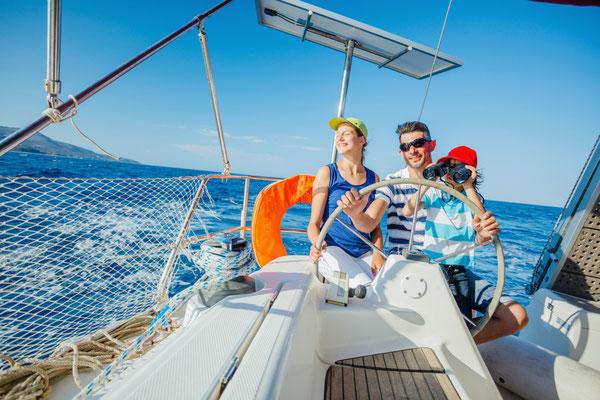 Yachturlaub Amalfi Capri Ischia