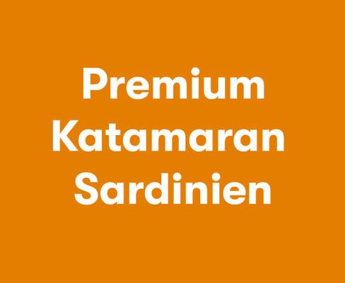 Mitsegeln Premium Katamaran Sardinien