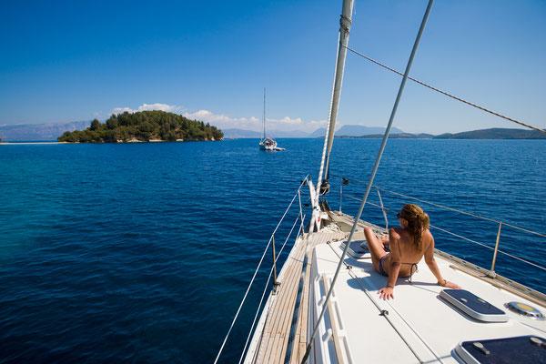 Törnvorschlag mit Skipper Toskana Elba Korsika