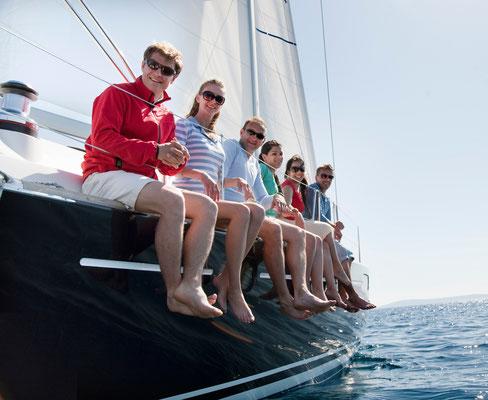 Segeltörn Süd Sardinien Cagliari mit Skipper