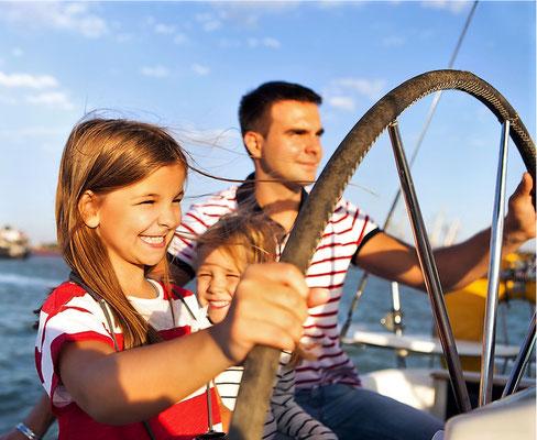 Familienurlaub Segelrevier Costa Smeralda Lavezzi-Inseln
