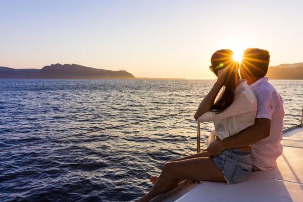 Segelreisen Luxus Katamaran Sizilien