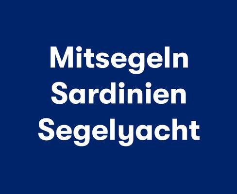 Segeln Sardinien Sandstrände