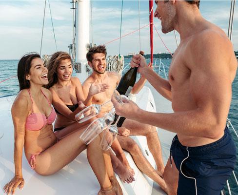 Charter inklusive Skipper Portisco Cagliari