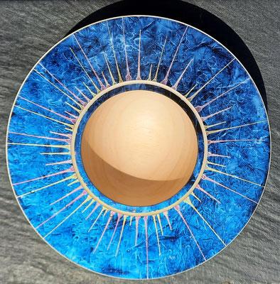 Schale 39: Ø: 200 mm, H: 55 mm