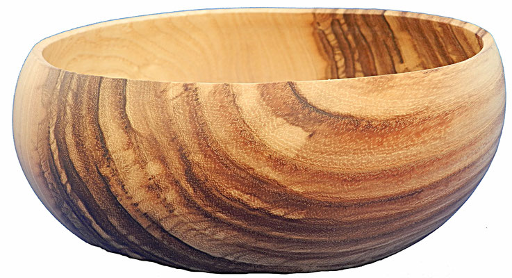 Schale 11: H: 70mm,  Ø: 170 mm,  Wandstärke: 5 mm