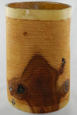 Becher 6: Apfelbaum,  Ø160mm, H: 170mm, Wandstärke: 5mm  - Verkauft!