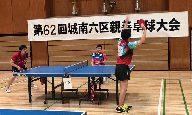 対 渋谷区戦2