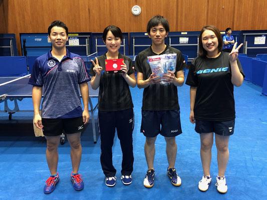 2位トーナメント優勝:東京ピンズ(A)
