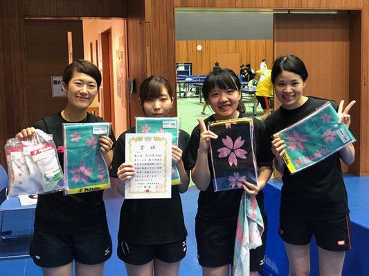 女子3位入賞:Jiva☆Jiba