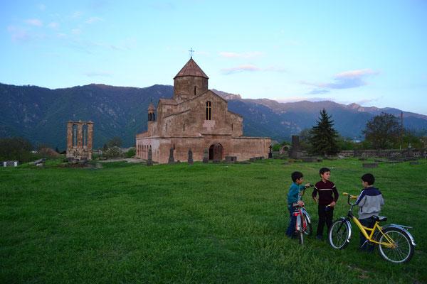 Kloster Odzun im Norden Armeniens