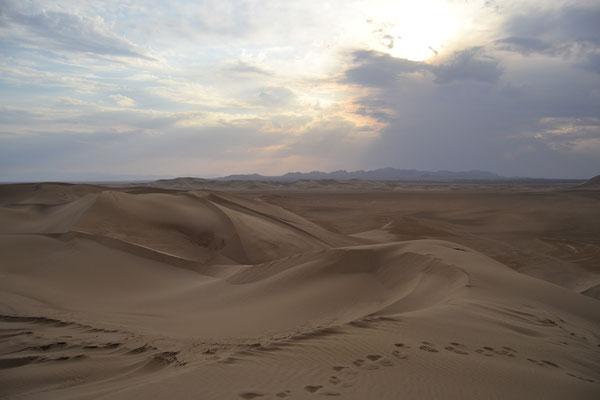 Abstecher in die Wüste