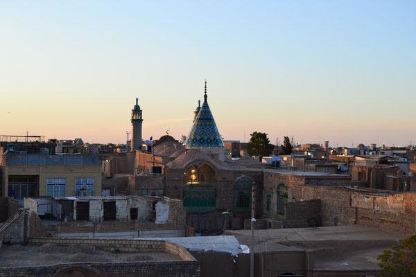 Abendstimmung in Kashan