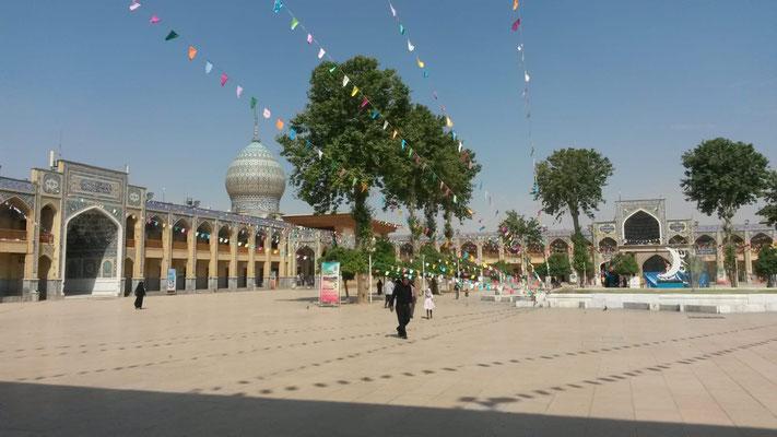 Schah Tscheragh-Schrein in Shiraz
