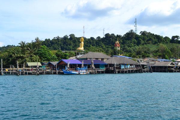 Kleines Fischerdorf auf Koh Kut