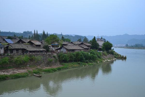 Eines der wenigen noch ursprünglichen Dörfer