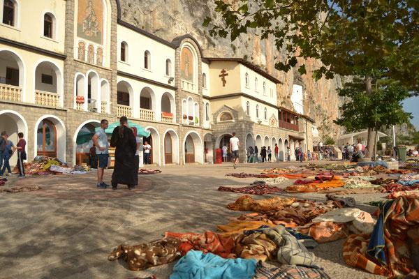Kloster Ostrog, Montenegro